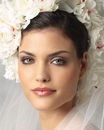 Макияж на свадьбу для брюнеток. Свадебный макияж брюнеток